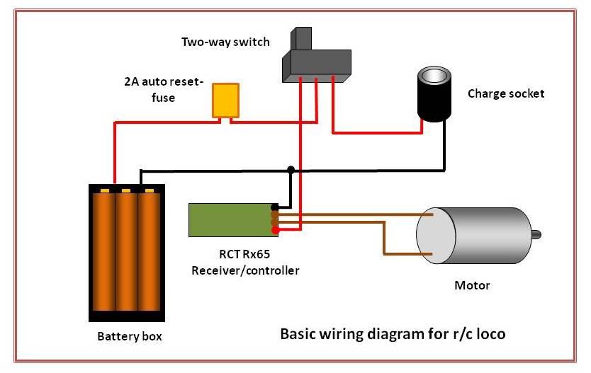 Two Way Motor Wiring - House Wiring Diagram Symbols •
